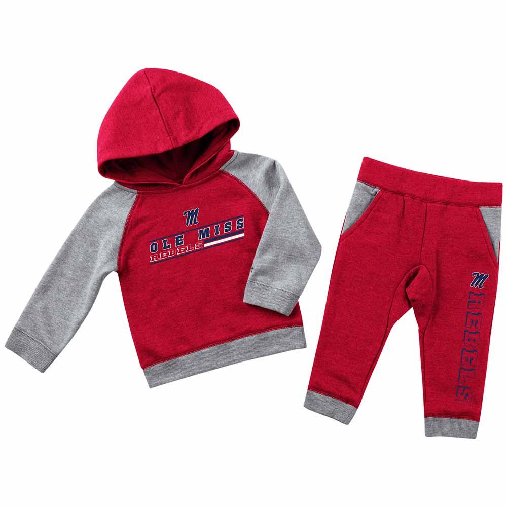 Infant Whatnots Fleece Set