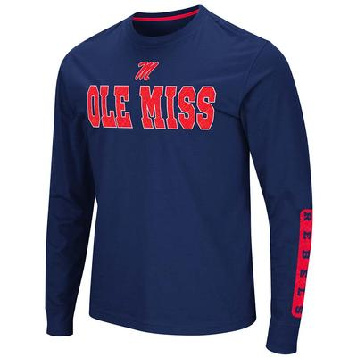 LS OLE MISS ANNYONG TEE