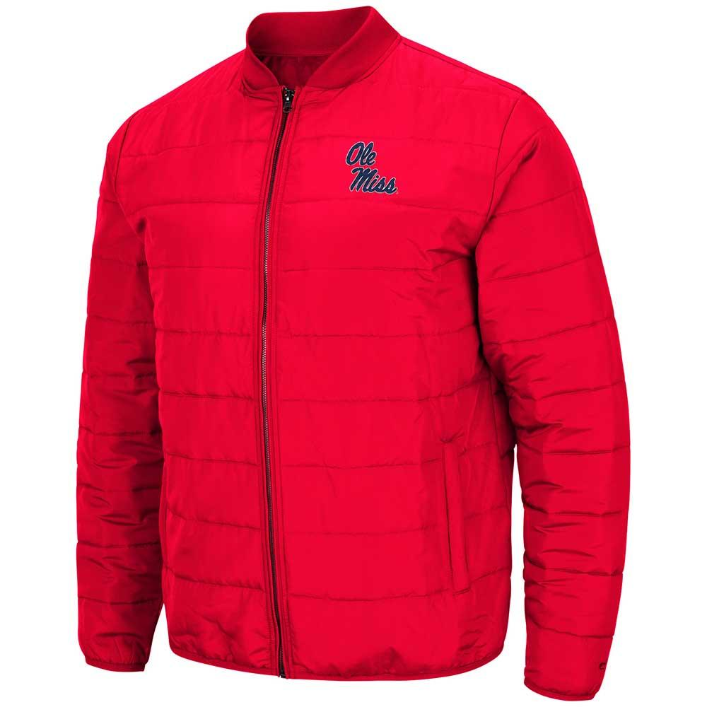 Ole Miss Holt Packable Jacket