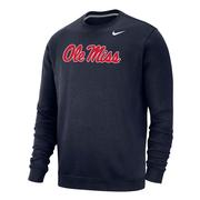 OM NIKE CLUB FLEECE CREW