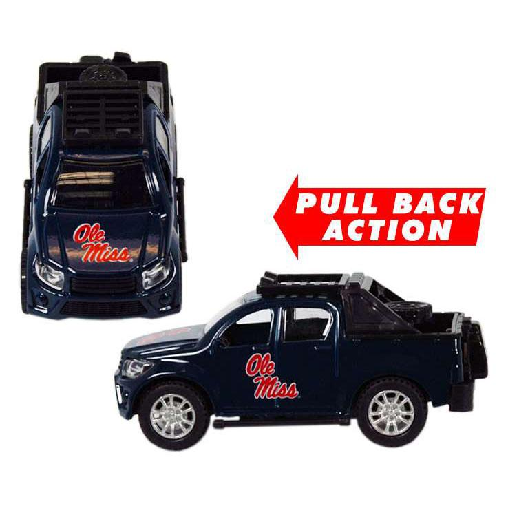 Ole Miss Toy Truck