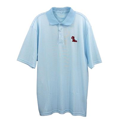 OLE MISS SOUTHERN POLO LIGHT_BLUE