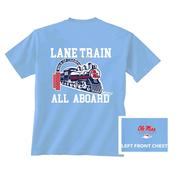 SS LANE TRAIN TEE