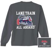 YOUTH LS LANE TRAIN TEE