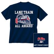 YOUTH SS LANE TRAIN TEE