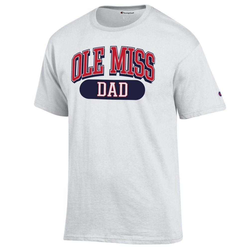 Ole Miss Dad Ss Tee
