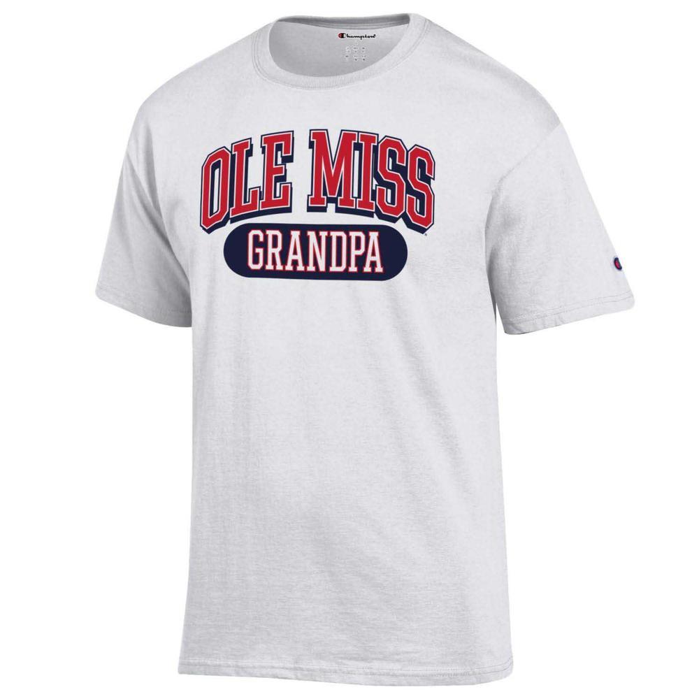 Ole Miss Grandpa Ss Tee