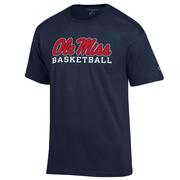 OLE MISS BASKETBALL TEE