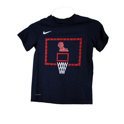 BOYS BSKBALL NET LEGEND TEE