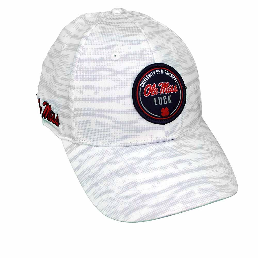 Ole Miss Mood Clover Cap
