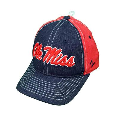 YOUTH OLE MISS CLASH CAP