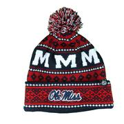 OLE MISS CAROUSEL 2 KNIT