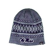 OLE MISS RHOMBUS KNIT