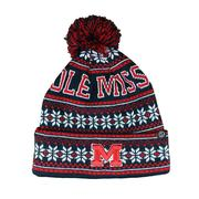 BLITZEN OLE MISS KNIT