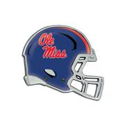 OLE MISS HELMET LAPEL PIN