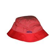 OM PIN DOT BUCKET HAT