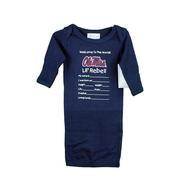 OM LAYETTE GOWN