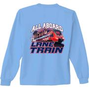 LS REBEL EXPRESS LANE TRAIN TEE