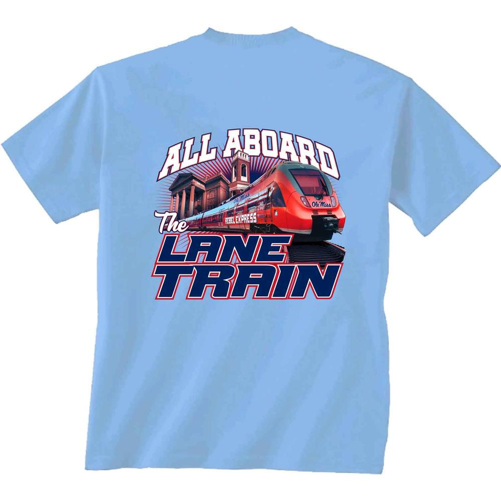 Yth Ss Rebel Express Lane Train Tee