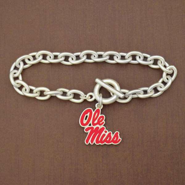 Ole Miss Fantastic Bracelet