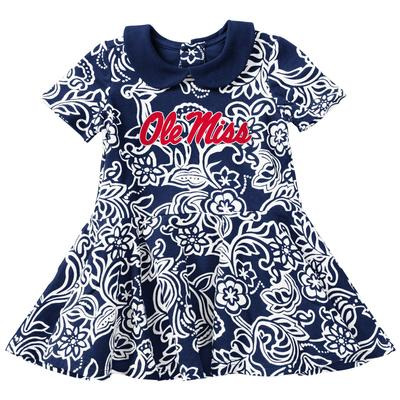 INFANT GIRLS SASHA ONESIE DRESS
