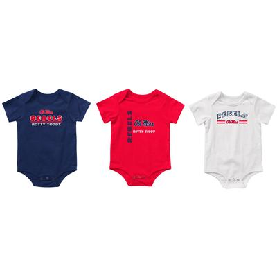 INFANT RUNT 3-PACK ONESIE