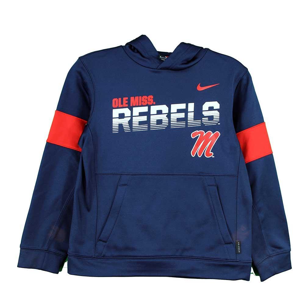 Yth Rebels M Therma Po Hoody