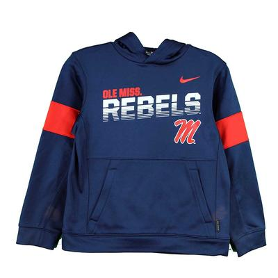 YTH REBELS M THERMA PO HOODY