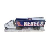 OLE MISS REBELS TOY BIG RIG TRUCK