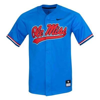 VAPOR ELITE REPLICA BASEBALL JERSEY VALOR_BLUE