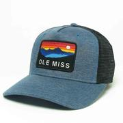 OLE MISS HORIZON ROADIE TRUCKER CAP
