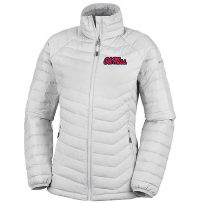OLE MISS POWDER LITE JACKET
