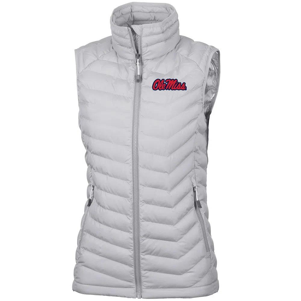 Ole Miss Powder Lite Vest