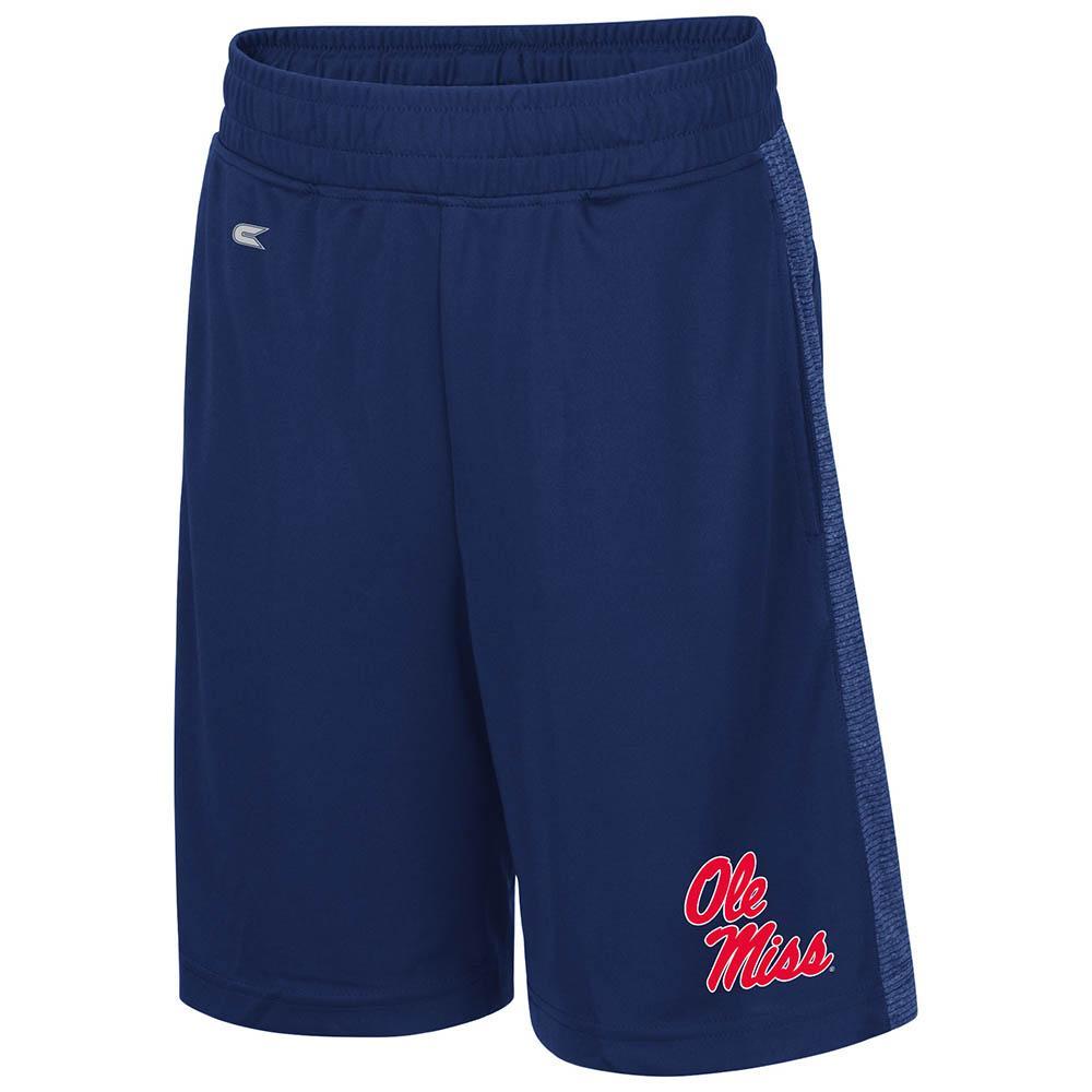 Yth Ole Miss Sabertooth Shorts
