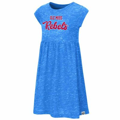 TODDLER OLE MISS GWEN DRESS