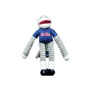 OLE MISS SOCK MONKEY PET TOY
