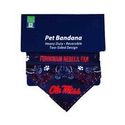 OLE MISS TEAM DOG BANDANA