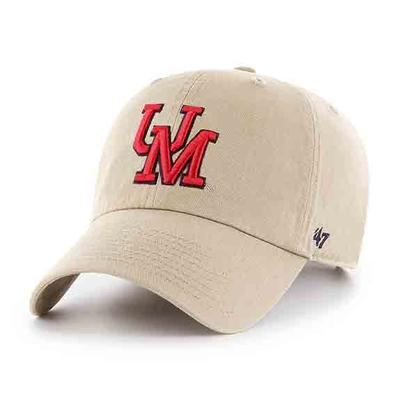 UM KHAKI CLEAN UP CAP