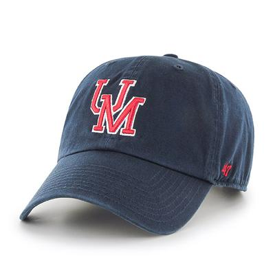 UM NAVY CLEAN UP CAP NAVY