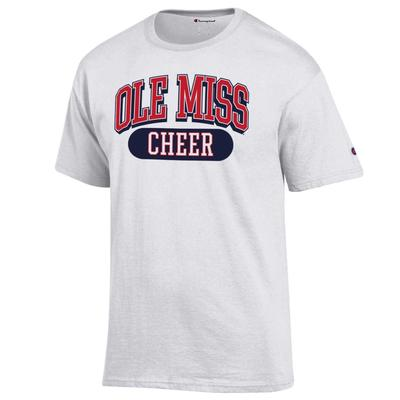OLE MISS CHEER SS TEE