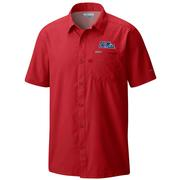 OLE MISS SLACK TIDE CAMP SHIRT