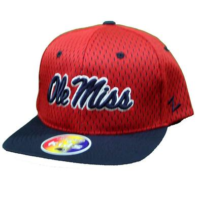 YOUTH OLE MISS RECRUIT ADJ CAP