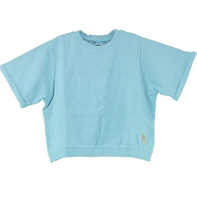 SS OLE MISS DEMSEY CORDED TEE CHAMBRAY