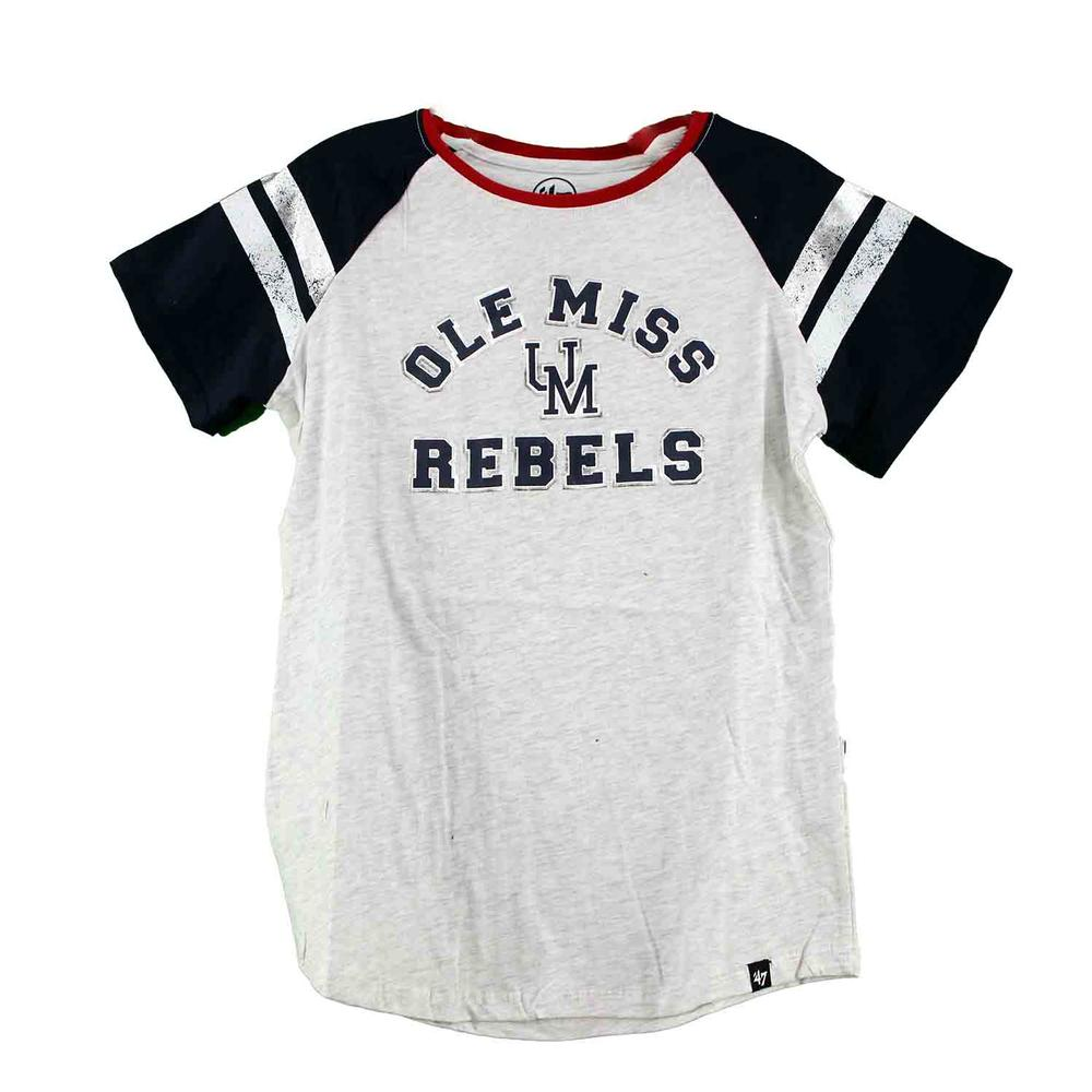 Madison Fly Out Raglan Tee