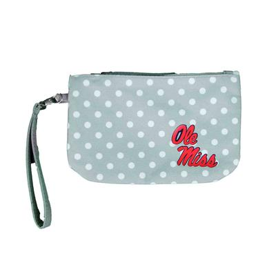 OLE MISS DOT WRISTLET