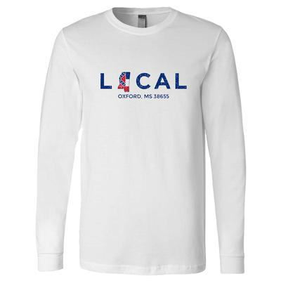 LOCAL MS LS TEE