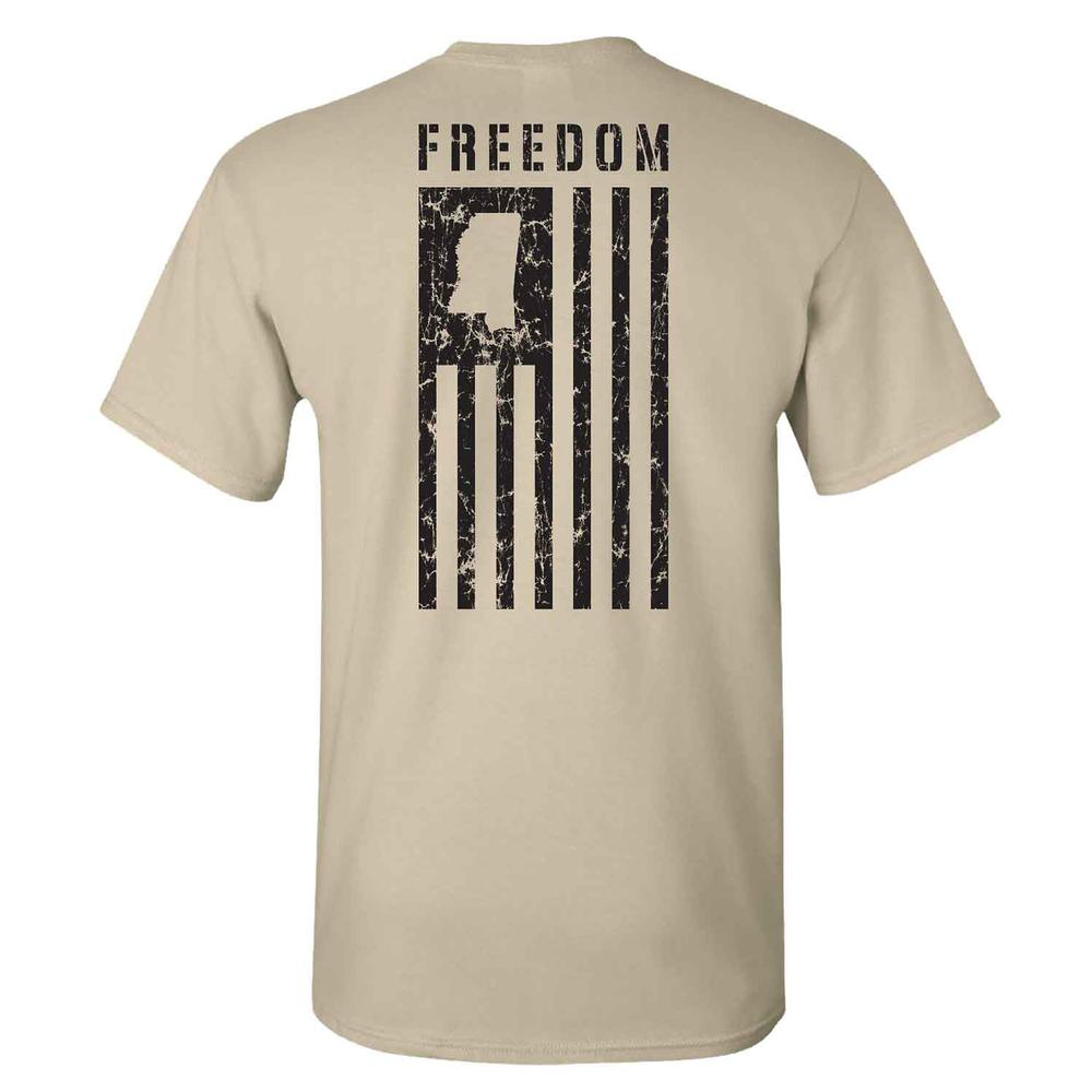 Oxford Ms Freedom Ss Tee