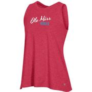 OLE MISS WOMENS FIELD DAY TIE BACK TANK