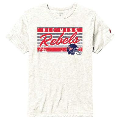 RETRO OLE MISS REBELS VICTORY FALLS TEE