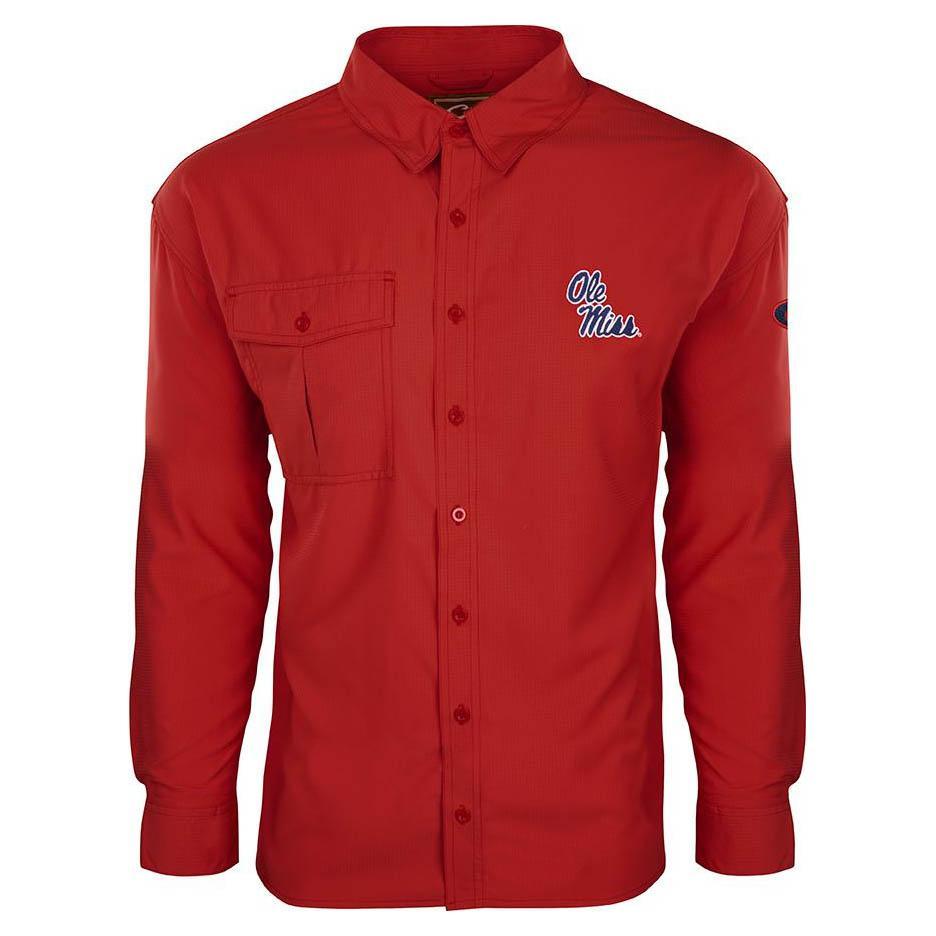 Ls Om Flyweight Shirt